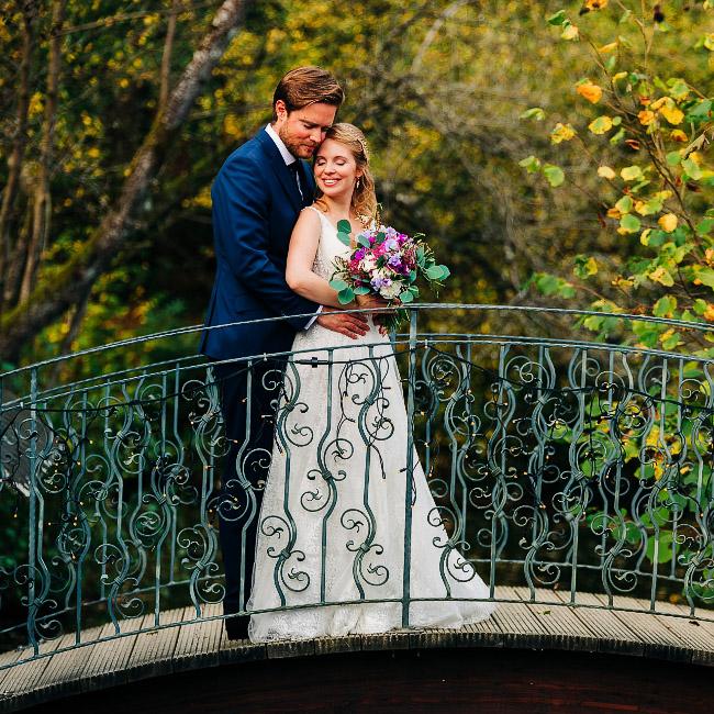 Yvonne und Kevin – Boho-Flair im Oktober in Holsteins Mühle