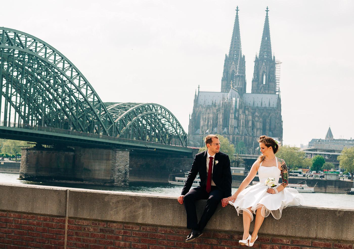 Hochzeitsfotografie Köln