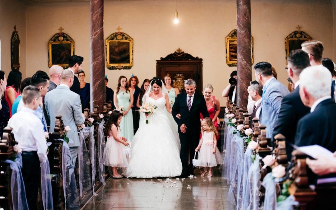 Einfühlsame Hochzeitsfotografie