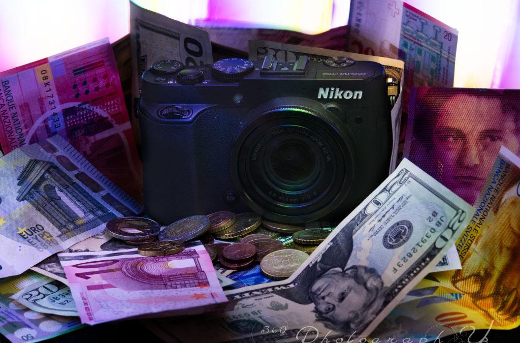 Der Preis der Hochzeitsfotografie